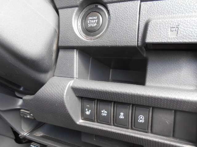 シートヒーター レーダーブレーキサポート ふらつき防止 アイドリングストップ