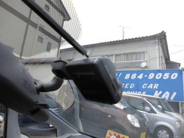 ホンダ純正ドライブレコーダー付き 機能確認済みです。