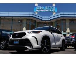 米国トヨタ ハイランダー 2021y 新車 XSE 4WD サンルーフ アップルカープレイ