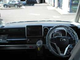 後席から運転席全景♪付属品へのご質問もお待ちしております。