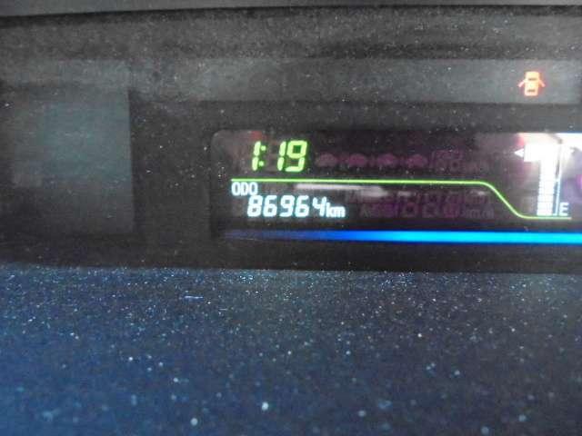 走行、86964km♪