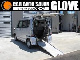 ホンダ N-BOX+ 660 G 車いす仕様車 4WD 寒冷地仕様 横滑り 防止装置