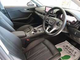メーカー新車保証付き車両です。バーチャルコックピットです。
