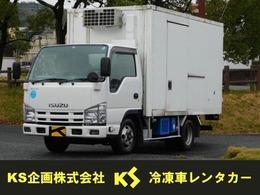 いすゞ エルフ 冷蔵冷凍車 -30℃設定 スタンバイ装置 4975kg
