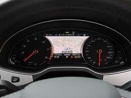 運転席モニターにもナビゲーションを表示可。