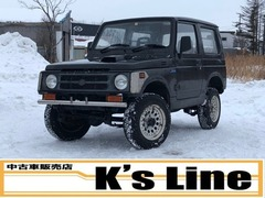 スズキ ジムニー の中古車 4WD 社外ナビ DVD視聴 北海道札幌市北区 5.0万円