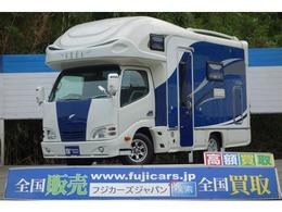 トヨタ カムロード キャンピング ナッツRV クレア5.3W ワンオーナー 2段ベット FFヒーター