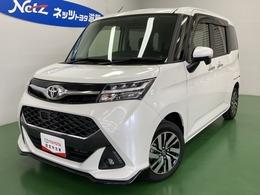 トヨタ タンク 1.0 カスタム G ナビ バックカメラ ETC付
