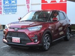 トヨタ ライズ 1.0 Z パノラマモニター登録済み未使用車