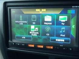 オーディオ機能は、CD、TV、Bluetooth Audioなど多彩なメディアに対応しています。