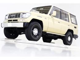 トヨタ ランドクルーザープラド 2.4 EXワイド ディーゼルターボ 4WD ナロー タイベル交換済 ヴィンテージ16AW