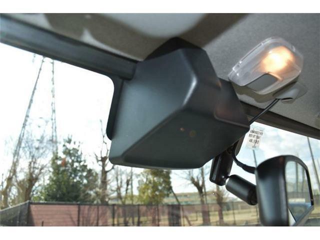 ■プリクラッシュセーフティー付 トラックの衝突・追突事故の抑制に貢献します■