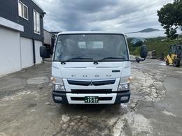 三菱ふそう キャンター 積載車 古川UC28
