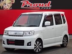スズキ ワゴンR の中古車 660 スティングレー DI 千葉県木更津市 20.5万円