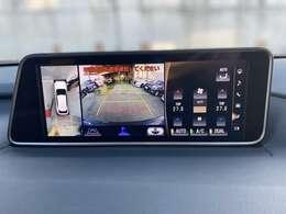 マークレビンソンオーディオ搭載☆パノラミックビューモニターなので駐車時もラクラクです♪