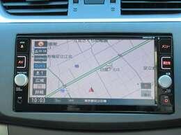 ナビはメモリーナビMM516D-Wが装備されています。