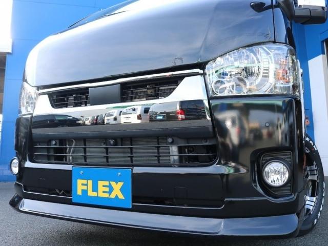 FLEXデルフィーノフロントスポイラー