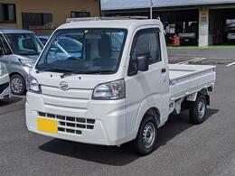 ダイハツ ハイゼットトラック 660 スタンダード エアコン・パワステレス 3方開 4AT ABS