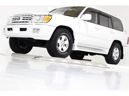 トヨタ ランドクルーザー100 4.7 VXリミテッド 50thアニバーサリーエディション 4WD タイベル交換済 LEDヘッドライト ナビ TV