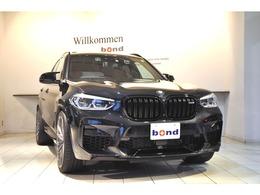 BMW X3 M コンペティション 4WD パノラマサンルーフ カーボンインテリア