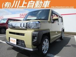 ダイハツ タフト 660 G メッキパック/純正マット&バイザー/Bカメ