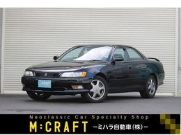トヨタ マークII 2.5 ツアラーV ツインカム24ツインターボ 5MT