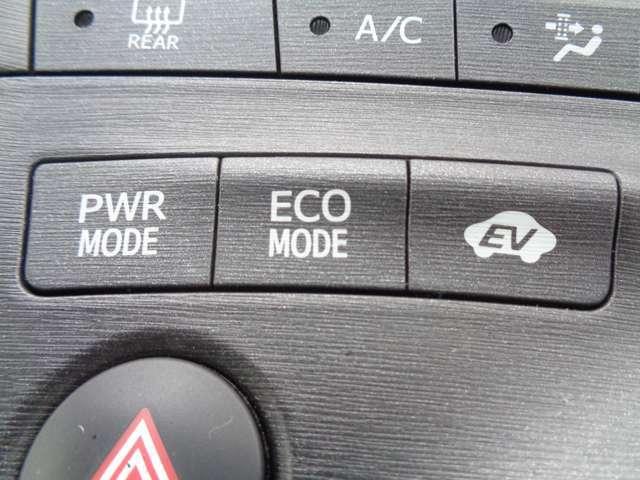 パワーモード・エコモード・EVモード付です☆