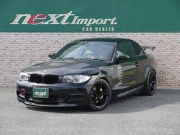 BMW 1シリーズクーペ 135i サーキット仕様 新品レカロ KW車高調