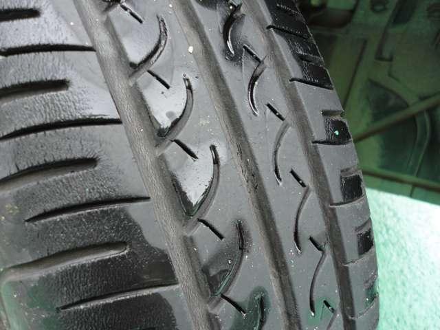 タイヤの溝もバリ山でかなり乗れます♪