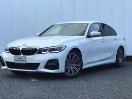 BMW 3シリーズ 320d xドライブ Mスポーツ ディーゼルターボ 4WD ACC コンフォートA マルチ液晶メーター