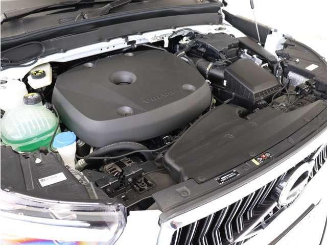 なめらかで応答性に優れ、それでいて燃料消費や排出ガスの少ない高効率な走りを実現する、2.0リッター直噴ガソリンターボエンジンを搭載。