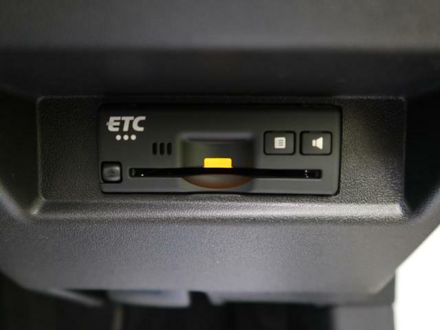 【ETC】最近では必須となっているETC。高速道路使用時スムーズにETCレーンを通り抜けることが可能です!ETCマイレージ登録も強くおすすめいたします♪