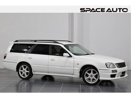 日産 ステージア 2.5 25t RS FOUR S 4WD RB25ターボ 走行34500KM