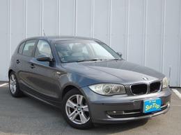 BMW 1シリーズ 120i ハイラインパッケージ 禁煙車・黒革シートヒーター・バックモニタ