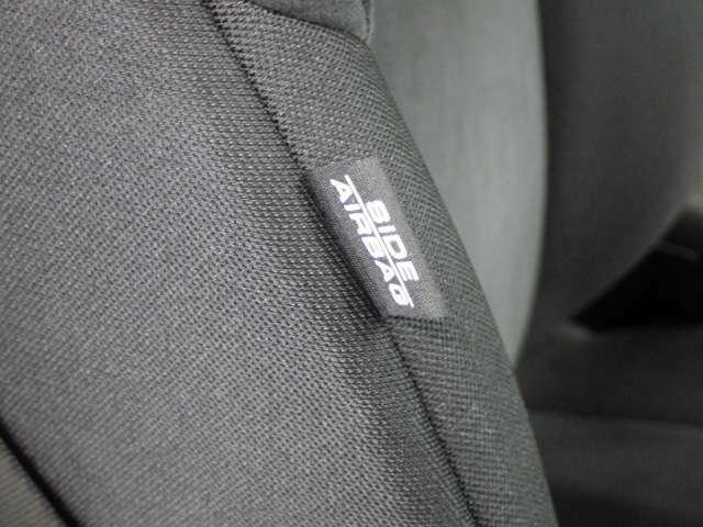 サイドカーテンエアバッグです。