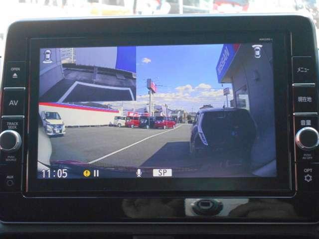 ドライブレコーダーはナビ連動ですので録画映像はナビ画面でも確認できますので非常に便利です。