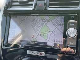 ナビ+TV付でドライブも楽しめます♪しかもフルセグ!