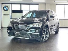 BMW X1 sドライブ 18i xライン ワンオーナー コンフォートP モカレザー