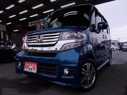 ホンダ N-BOX+ 660 カスタムG 車いす仕様車 社外ナビ・フルセグTV/片側電動スライド