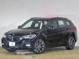 BMW X1 sドライブ 18i Mスポーツ 認定中古車 純正ナビ ワンオーナー 禁煙車