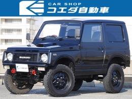 スズキ ジムニー 4WD タイミングベルト交換済 リフトアップ公認