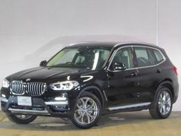 BMW X3 xドライブ20d xライン ディーゼルターボ 4WD 認定中古車 純正ナビ ワンオーナー 禁煙車