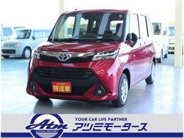 トヨタ タンク 1.0 G S LED・フォグ・軽減B・ETC・ドラレコ
