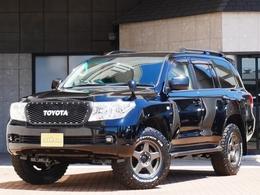 トヨタ ランドクルーザー200 4.7 AX 4WD TOYOTAロゴ リフトアップ