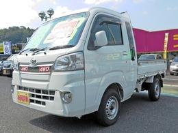 ダイハツ ハイゼットトラック 660 ジャンボ 3方開 4WD パワーウィンドウ/作業灯/キーレス付き