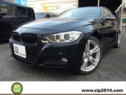 BMW 3シリーズ 320d ブルーパフォーマンス Mスポーツ ワンオーナー・Bカメラ・禁煙車・D記録簿