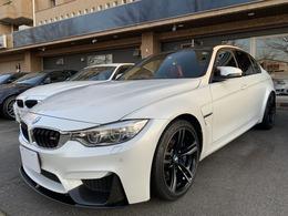 BMW M3セダン M DCT ドライブロジック アダプティブMサスペンション 19AW