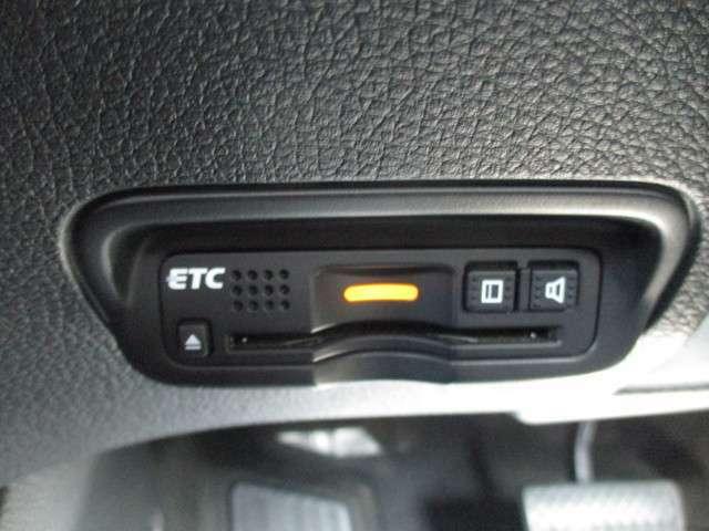 ETC装備 高速道路もOK