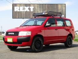 トヨタ プロボックスバン 1.3 DXコンフォートパッケージ 全塗装 リフトUP ルーフラック タイヤ