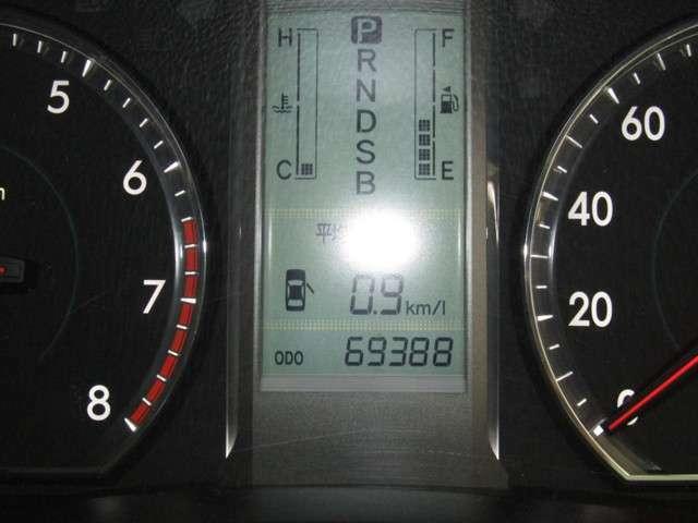 走行距離はおよそ70,000 kmです☆★